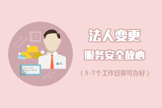 企業法人變更登記程序